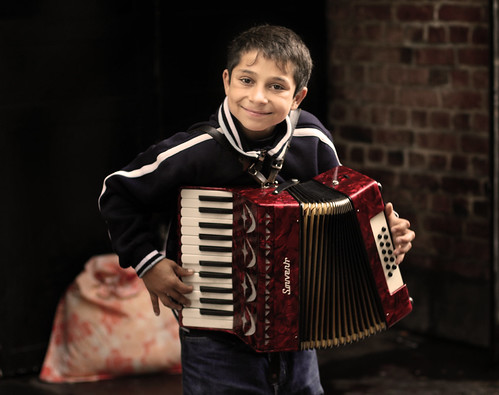petit accordeoniste
