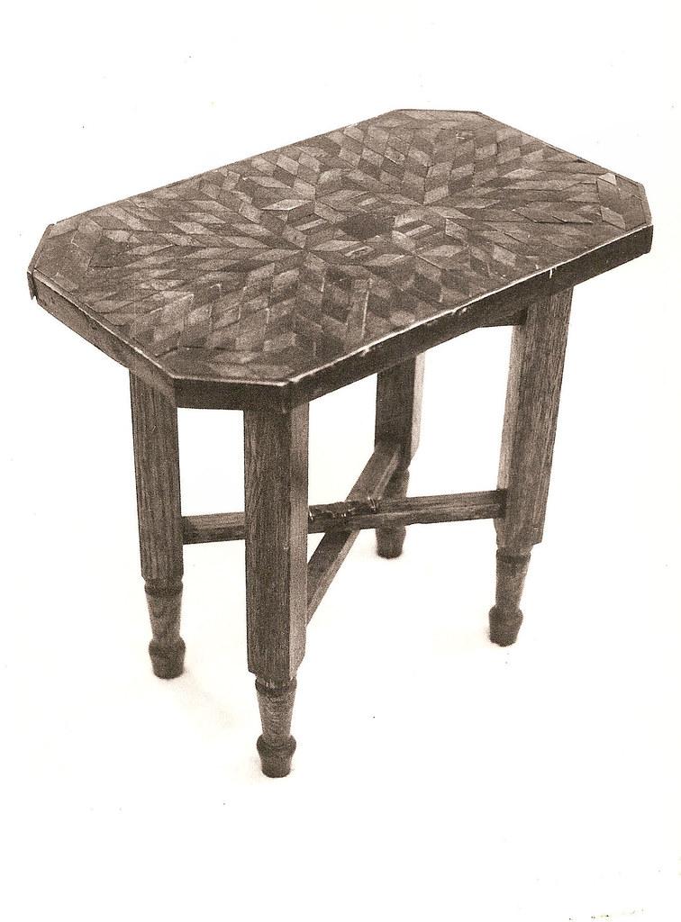Abner Tucker's Table