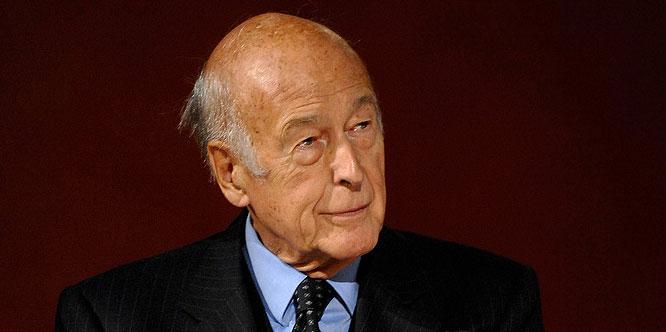 EU Constitution mastermind Valery Giscard D'Estaing