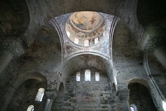 Hagia Sophia, Trabzon, Turkey (R. O. Flinn) Tags: church museum turkey arches dome byzantine trabzon vaults pritzker frescoes godslight