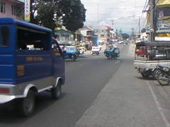 Traffic in Puerto Princesa (This World Rocks) Tags: trip vacation video southeastasia philippines sanyo elnido palawan waterproofcamera sanyoxacti sanyoxactivpce2 waterproofcamcorder