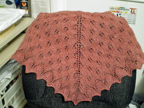 Chana's shawl I