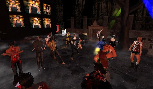 Jakes Club Resort Zombie Land Party