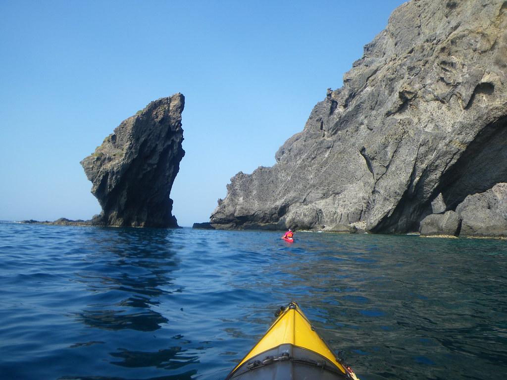 Cabo de Gata en kayak 352