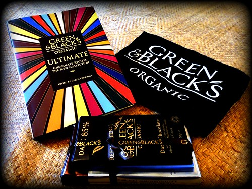 Green & Black's Competition Prize - meemalee's kitchen