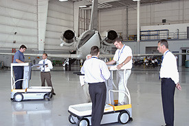 Crown Wave® Makes Aviation Jobs Easier
