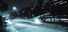 urban charm : energy (tofu_minx) Tags: life city bridge cars lines night lights la energy curves fast d80 25faves thatsclassy fiveflickrfavs excapture