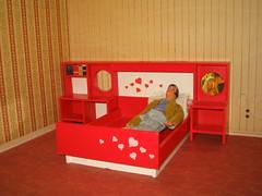 Robert bought the bedroom set