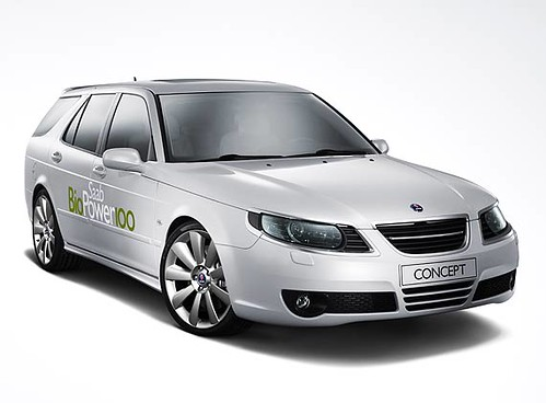 Saab 9-5 Biopower 100