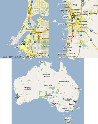 Freo, Perth & Australia