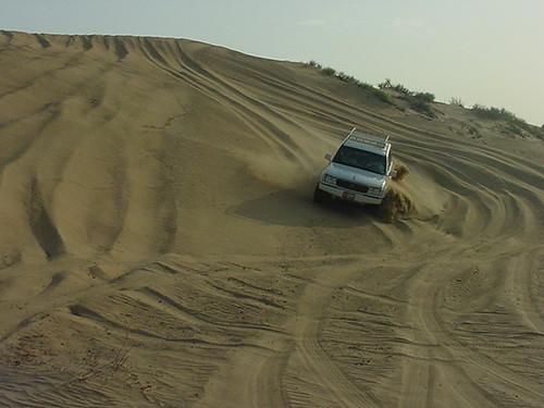 Dune Ride on Truck 01