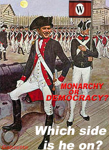 Monarchy or Democracy