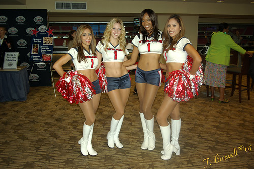 Why don t the texans cheerleaders show more skin page 2