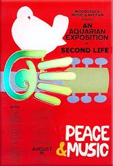 Woodstock Second Life