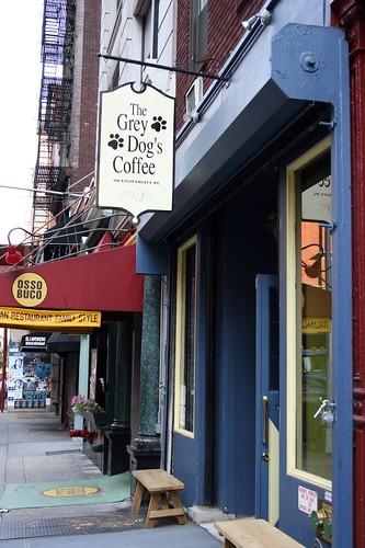 Grey Dog Cafe