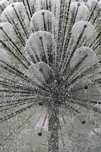 Spikey Fountain