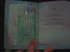 singapore cambodia passport visa uspassport newpassport additionalpages