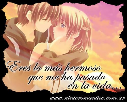 Anime Romántico(imágenes)
