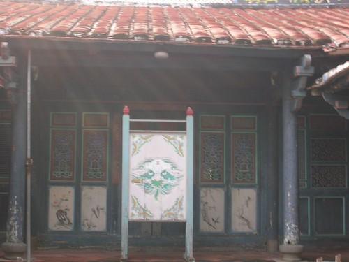 台南遊-海山館