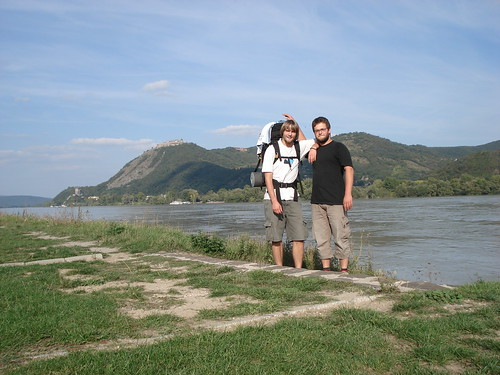 Donau bei Nagymaros