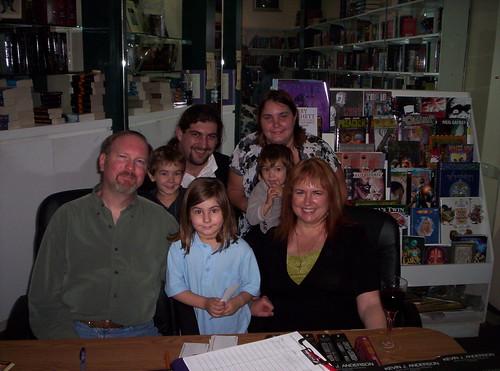 Kevin J. Anderson, Rebecca Moesta and my motley crue
