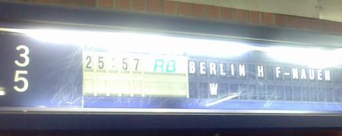 Train at 25:57