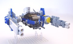 SF-3d Lancer (peterlmorris) Tags: fighter lego moc starfighter afw microfighter