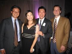 Yahoo! Superstar award event