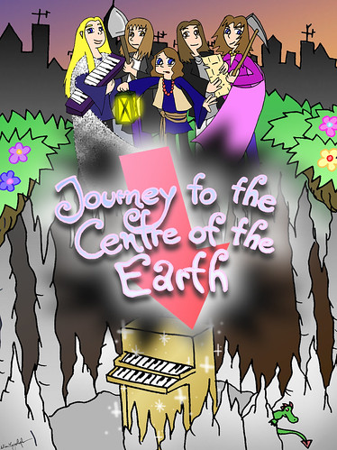 journey to the center of the earth rick wakeman. Journey to the Centre of the
