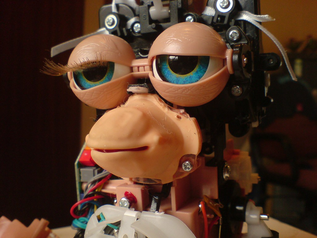 The Worlds Newest Photos Of Circuit And Furby Flickr Hive Mind Bent Toys Photo Sharing Head Asmo23 Tags Bending