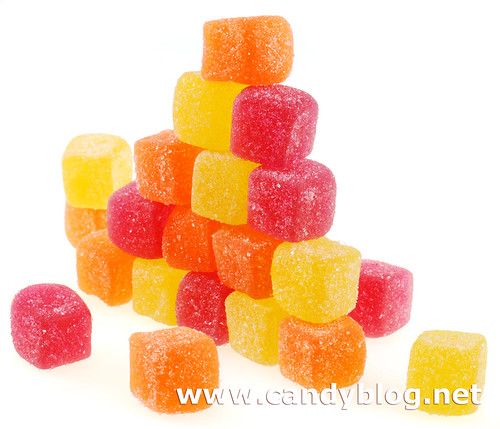 Wonka Fruit Jellies - Goji, Apple & Grapefruit