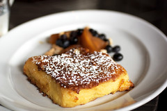 brioche french toast @ dbgb