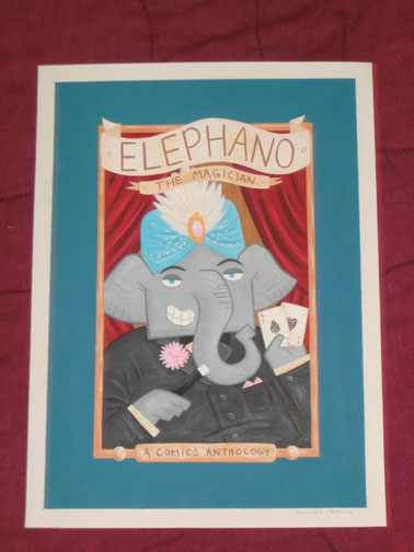 elephanopainting