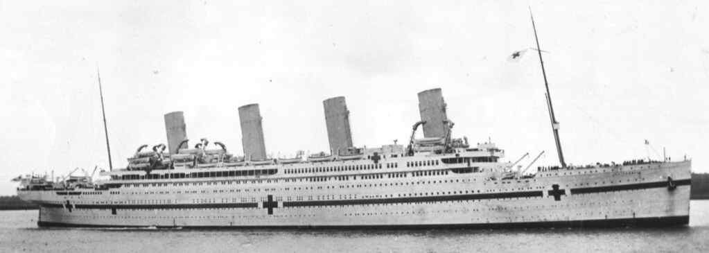 H M S Britannic Coloring Pages Coloring Page