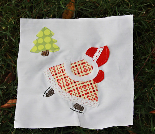 Sunbonnet Sue - October for Regan