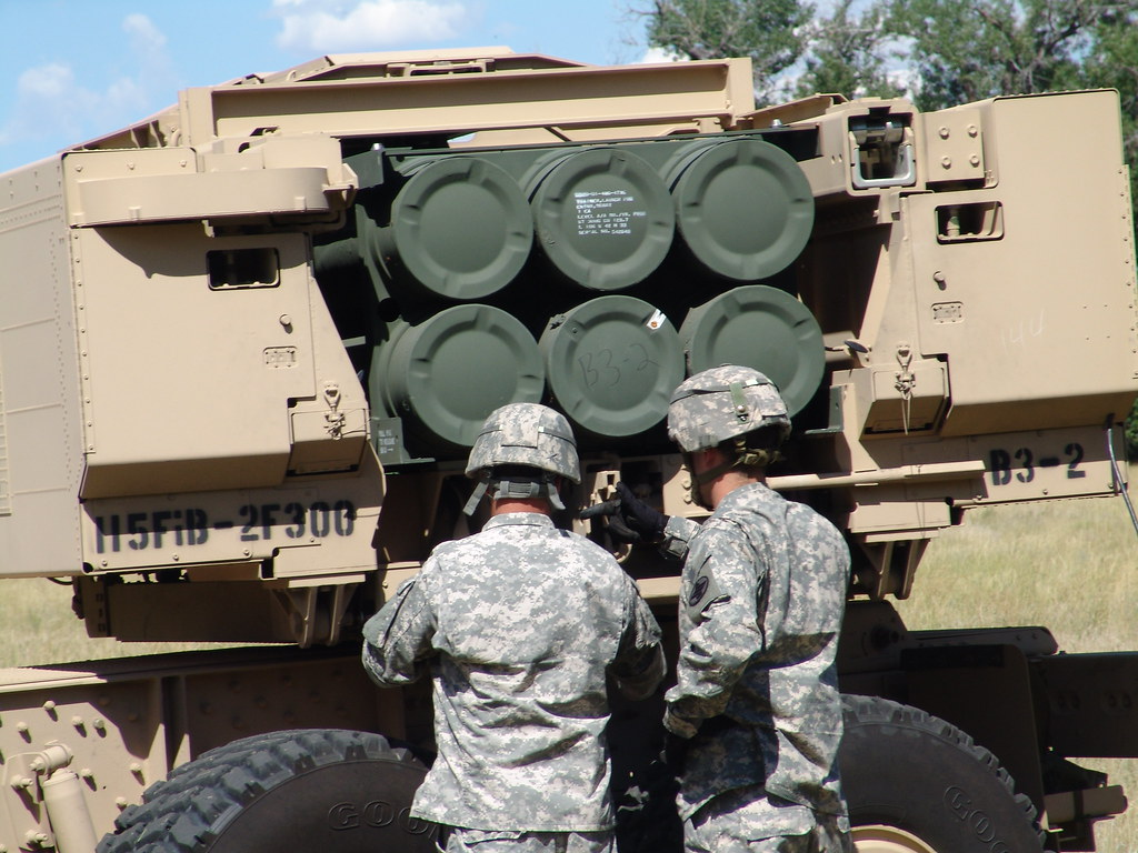13M HIMARS Training