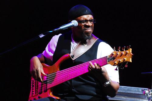 Melvin Davis. Jazz In Kiev 2010.