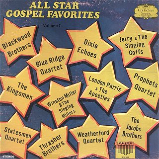 All Star Gospel Favorites