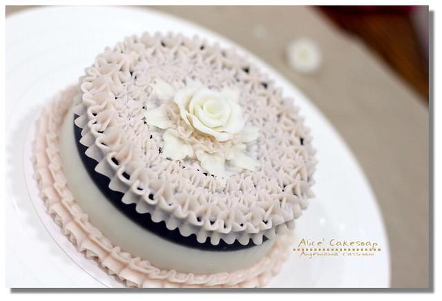 天使媽媽蛋糕皂課程 058