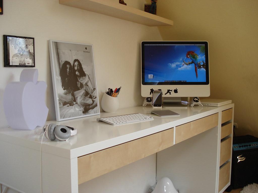 Schreibtisch ikea micke  The World's Best Photos of micke and schreibtisch - Flickr Hive Mind