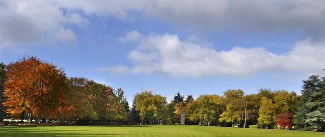 Automne au cimetière paysager de Clamart (6911)