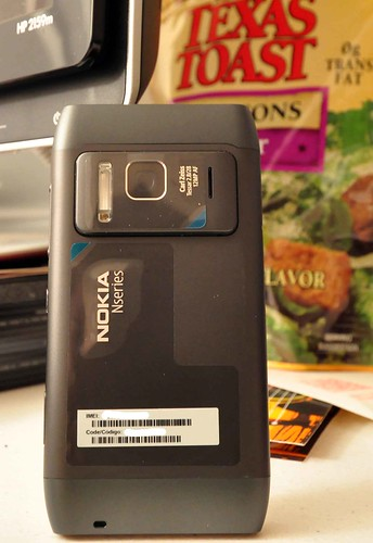 Nokia N8 Gorilla Glass