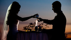 An American Wedding (Thomas Hawk) Tags: california wedding usa silhouette bride unitedstates 10 unitedstatesofamerica sanjose fav20 fav30 southbay fav10 fav25 fav40 superfave anamericanwedding