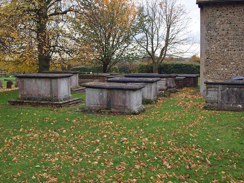 Masham graves