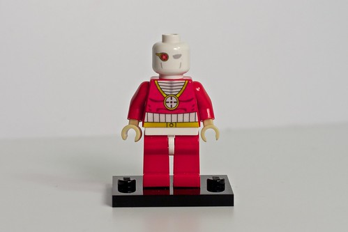 Deadshot custom minifig