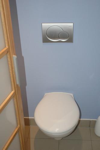 Playful Flush Buttons