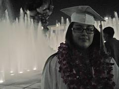 Evelia's graduation