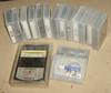 Various Qic-80 tapes