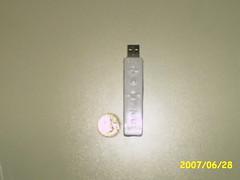 Wiimote USB Drive
