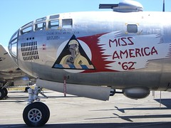 Miss America '62 (Telstar Logistics) Tags: aircraft boeing b29 superfortress travisafb missamerica62